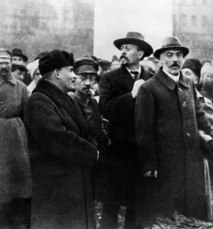 1918-1924. В.И.Ленин от въезда в Кремль до выноса из оного