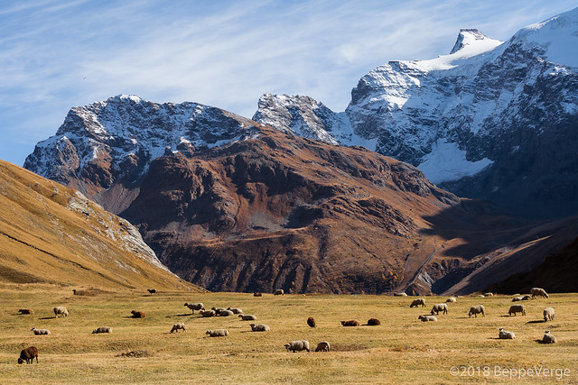 Moncenisio - Vanoise, Sony ILCE-7RM2, Canon EF 70-300mm f/4-5.6L IS USM