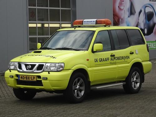 2006 Nissan Terrano Van