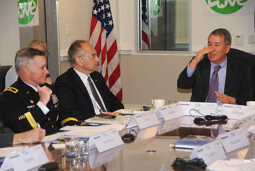 The Loisach Group Visit U.S. DOD, State Department Officials