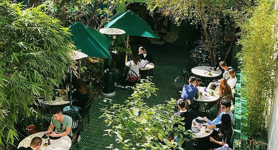 Restaurants Marrakech: Le Jardin (foto met dank aan Le Jardin) | Mooistestedentrips.nl