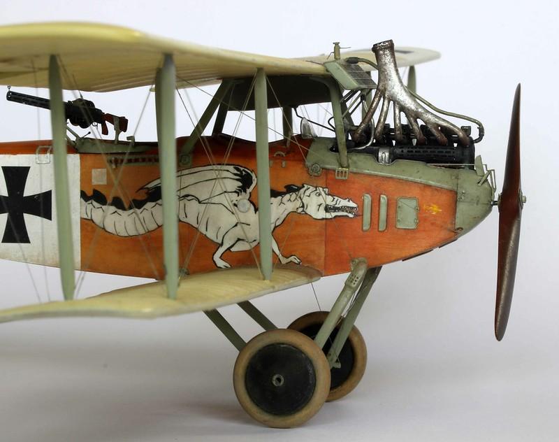1/48 Albatros C. III   Crocodile et Dragon - Page 2 46015332974_17f1fac230_c