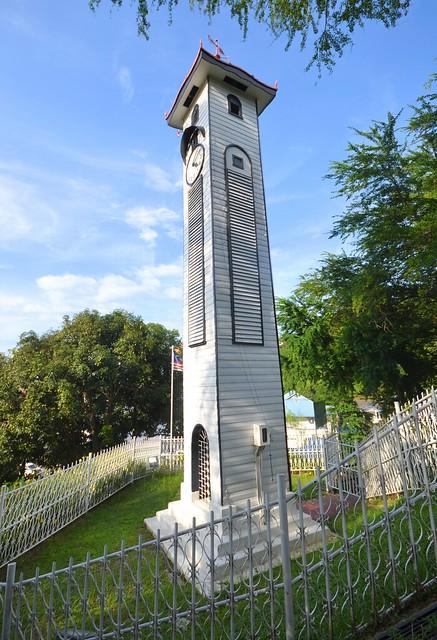 kota kinabalu brunei itinerary atkinson clock tower