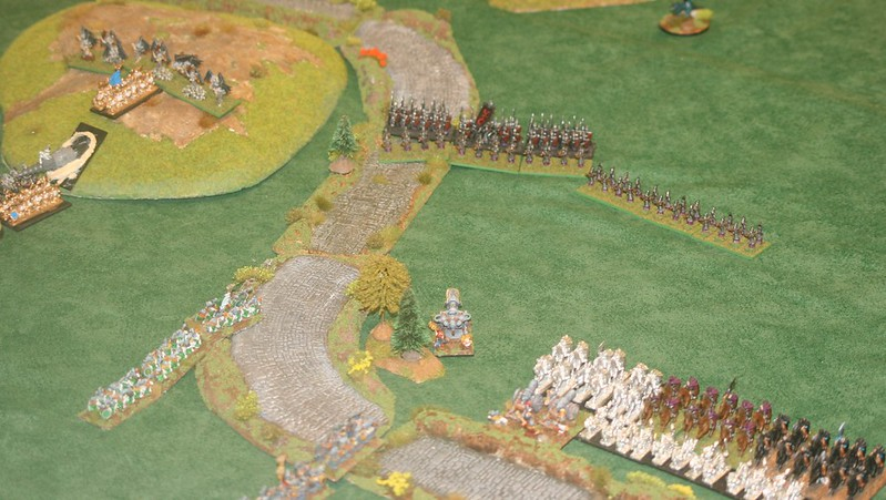 [1805 - Elfes Noirs vs Nains] Assaut sur Karak-Gramutt 46109103045_e98a219325_c