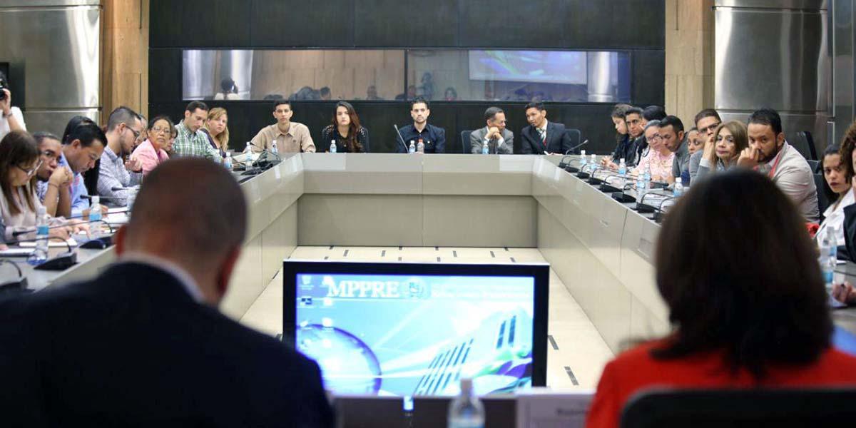 Presentación del Sistema Nacional de Seguimiento a los Instrumentos Internacionales sobre los Derechos Humanos