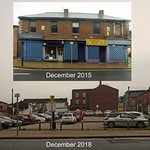 Then and Now, Church Street, Preston