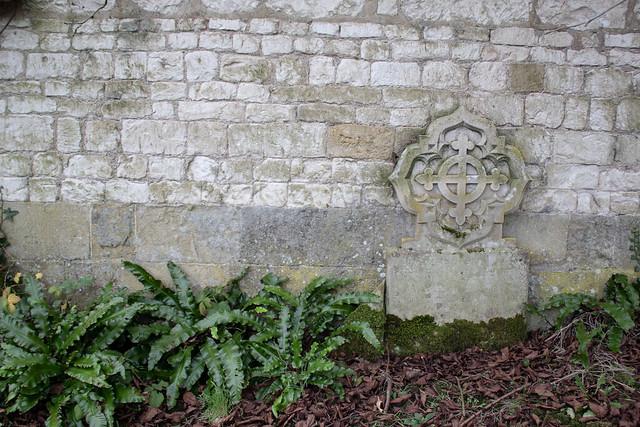 Thomas Andrew Burnes headstone, Iwerne Courtney
