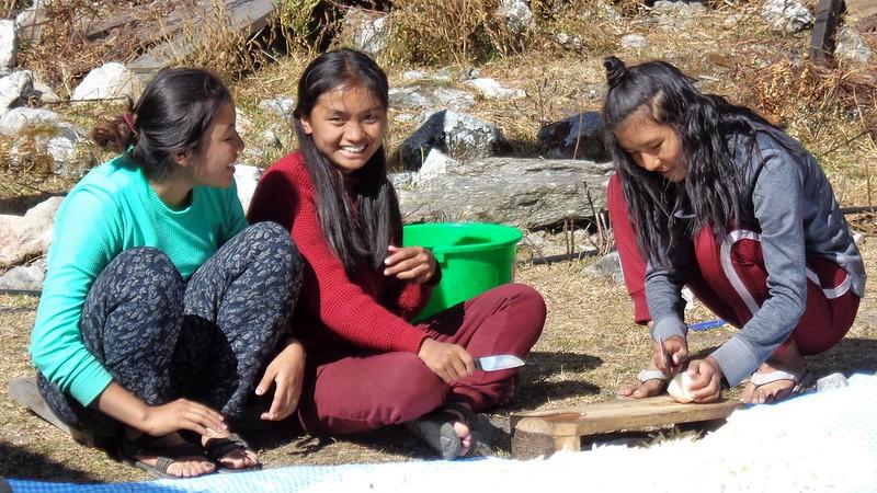 Langtang Trek, NEPAL, October 2018