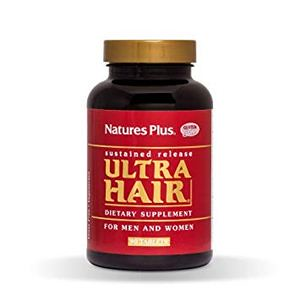 NATURE PLUS ULTRA HAIR TAB 60S