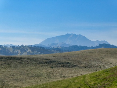 2019-01-03 - Landscape Photography, Mount Diablo, Set 3