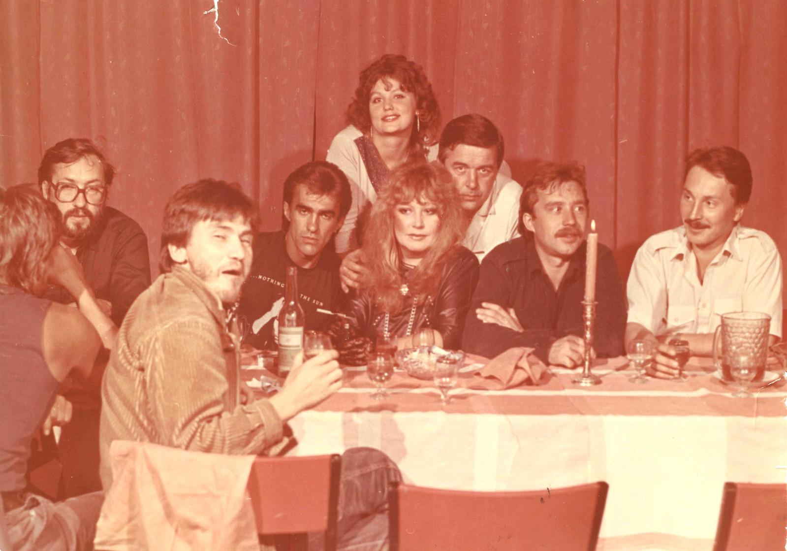 1988. Свеча горела на столе. «Наутилус Помпилиус» с Аллой Пугачевой в Екатеринбурге