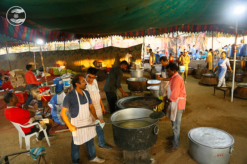 Preparation of Canteen Items