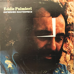 DDIE PALMIERI:UNFINISHED MASTERPIECE(JACKET A)