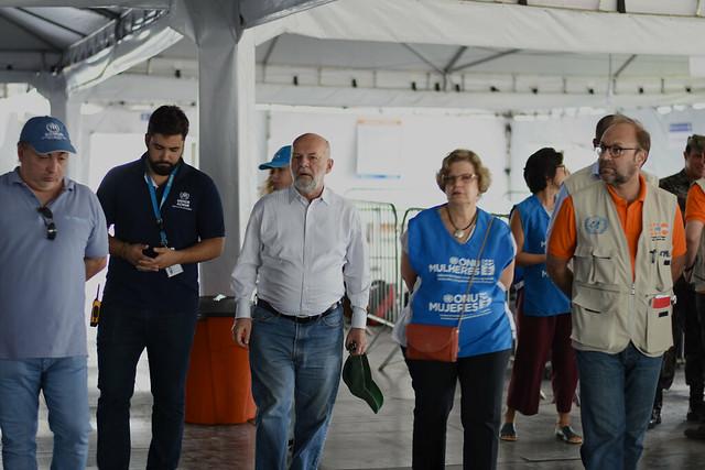 Missão de Embaixador de Luxemburgo a Roraima