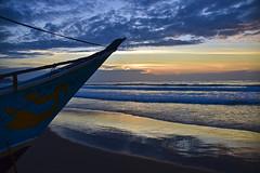 Fishing Boat in the Morning Light