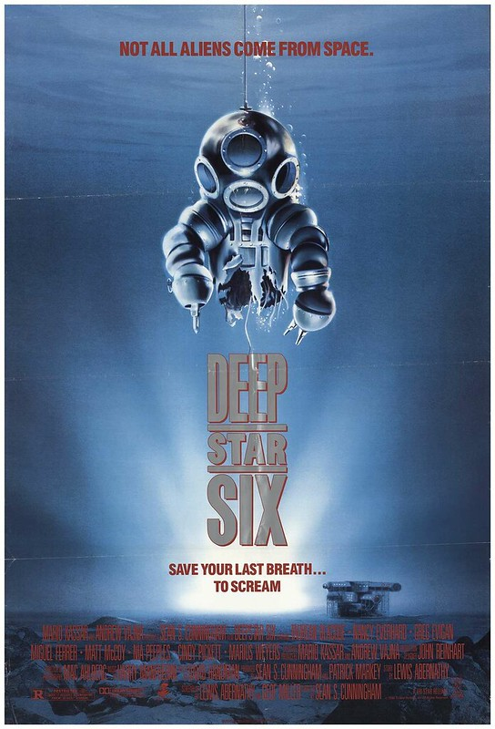 Deepstar Six - Poster 1
