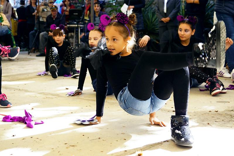 """Танец студии""""Infinity"""" на фестивале"""