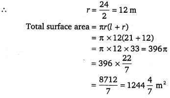 NCERT Solutions for Class 9 Maths Chapter 13 Surface Area and Volumes 9