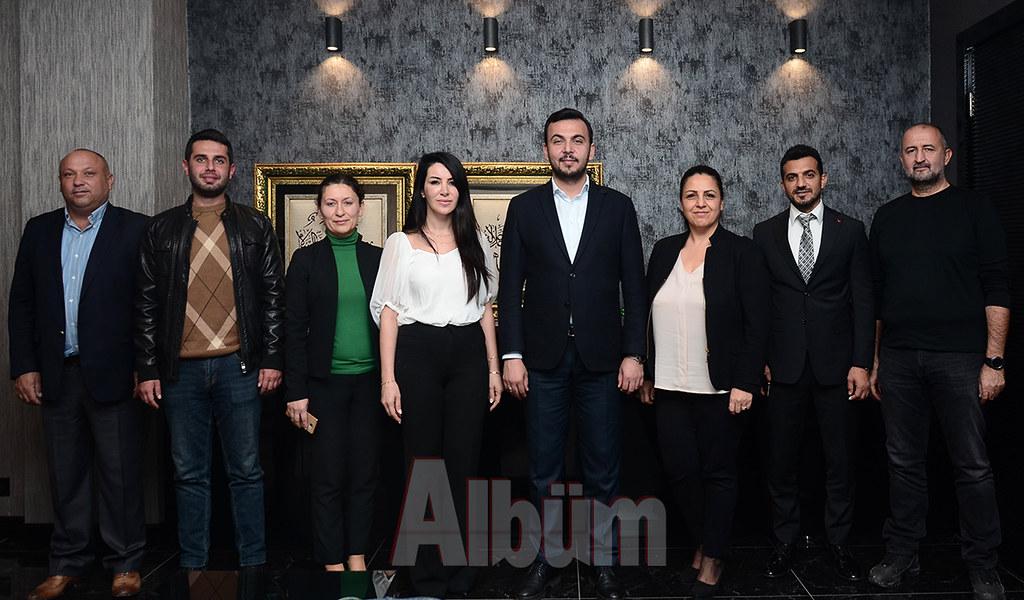İlyas Yılmaz, Serkan Salvur, Memnune Günay, Handan Aydemir, Mustafa Toklu, Sevil Kurt, Ferit Yücel Ergün, Mehmet Ali Kiriş