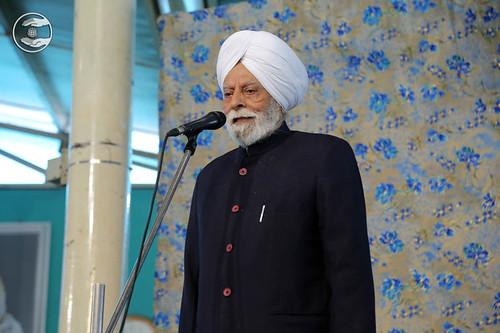 Roshan Minar Saint, R.S. Kapoor, expresses his views
