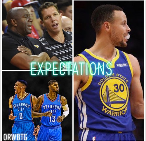 Early Expectations #Open060