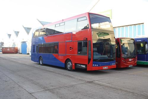Go South Coast (More Buses) 1407 HF59DMU