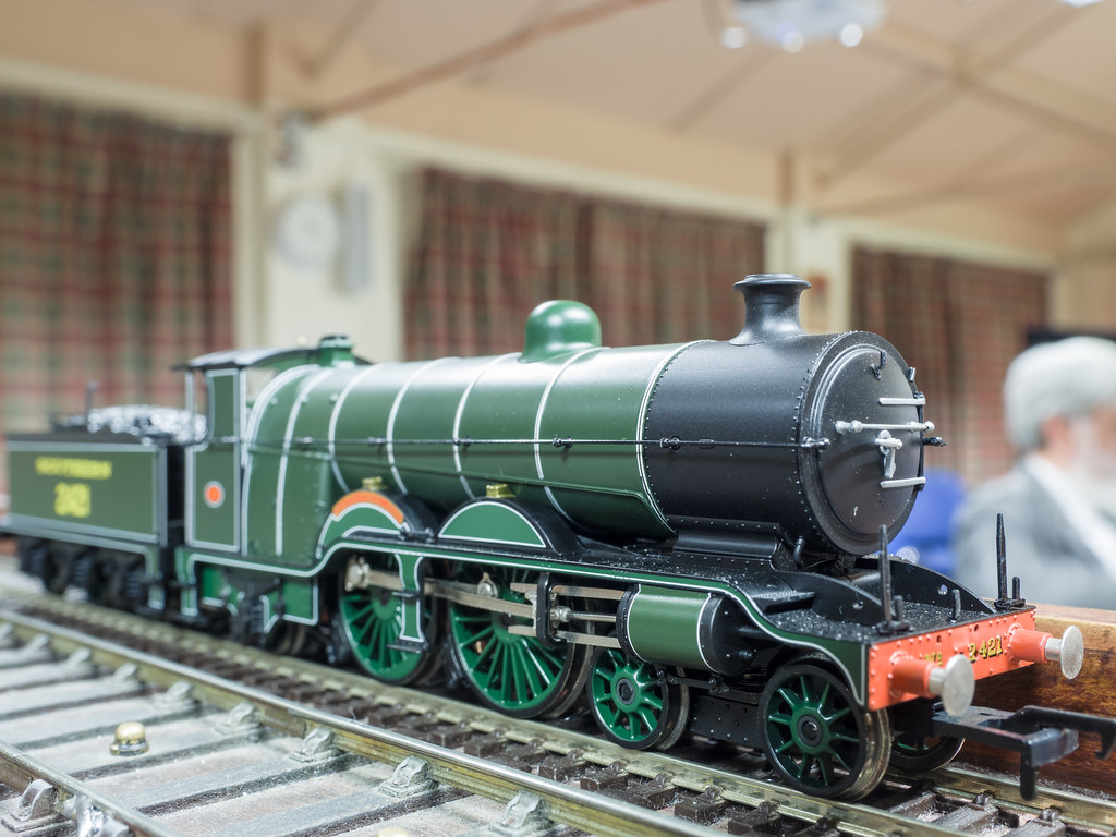 Bachmann to produce ex LBSC Atlantic H2 Class 4-4-2 - Page