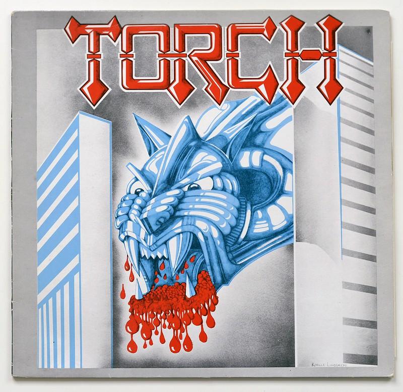 A0577 TORCH Fire Raiser (EP)