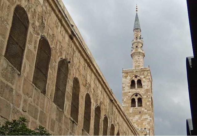 4947 5 unknown facts about Minaret of Prophet Isa (Jesus Minaret) 01