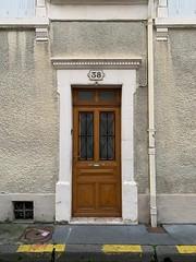 '38, rue de la couture', Châteauroux, Indre (France) - Photo of Le Poinçonnet
