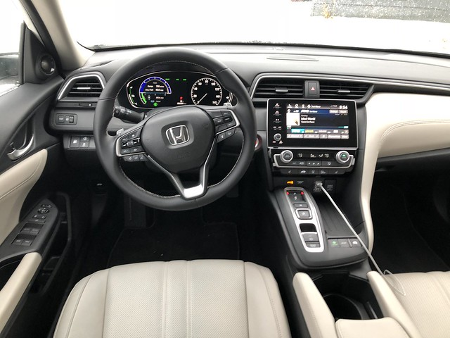 2019 Honda Insight Touring
