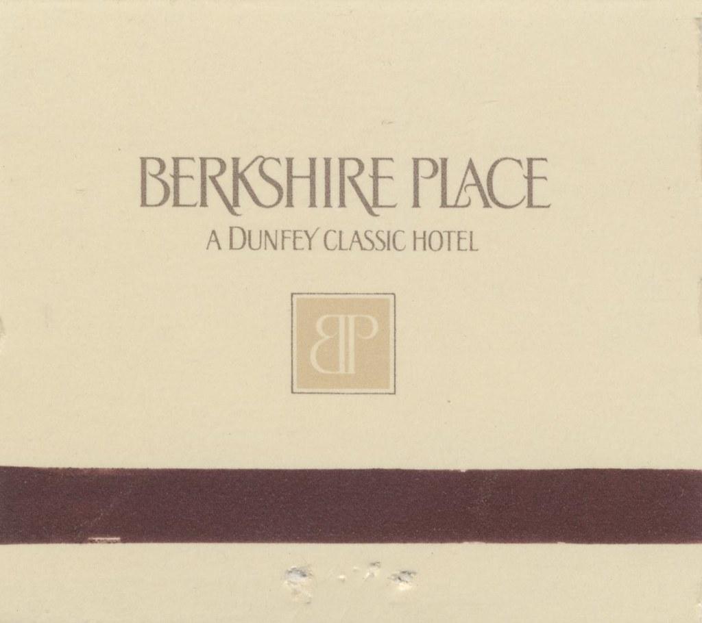 Berkshire Place - New York, New York