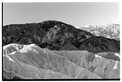 Zabriskie Point, Death Valley, CA (Rescan)