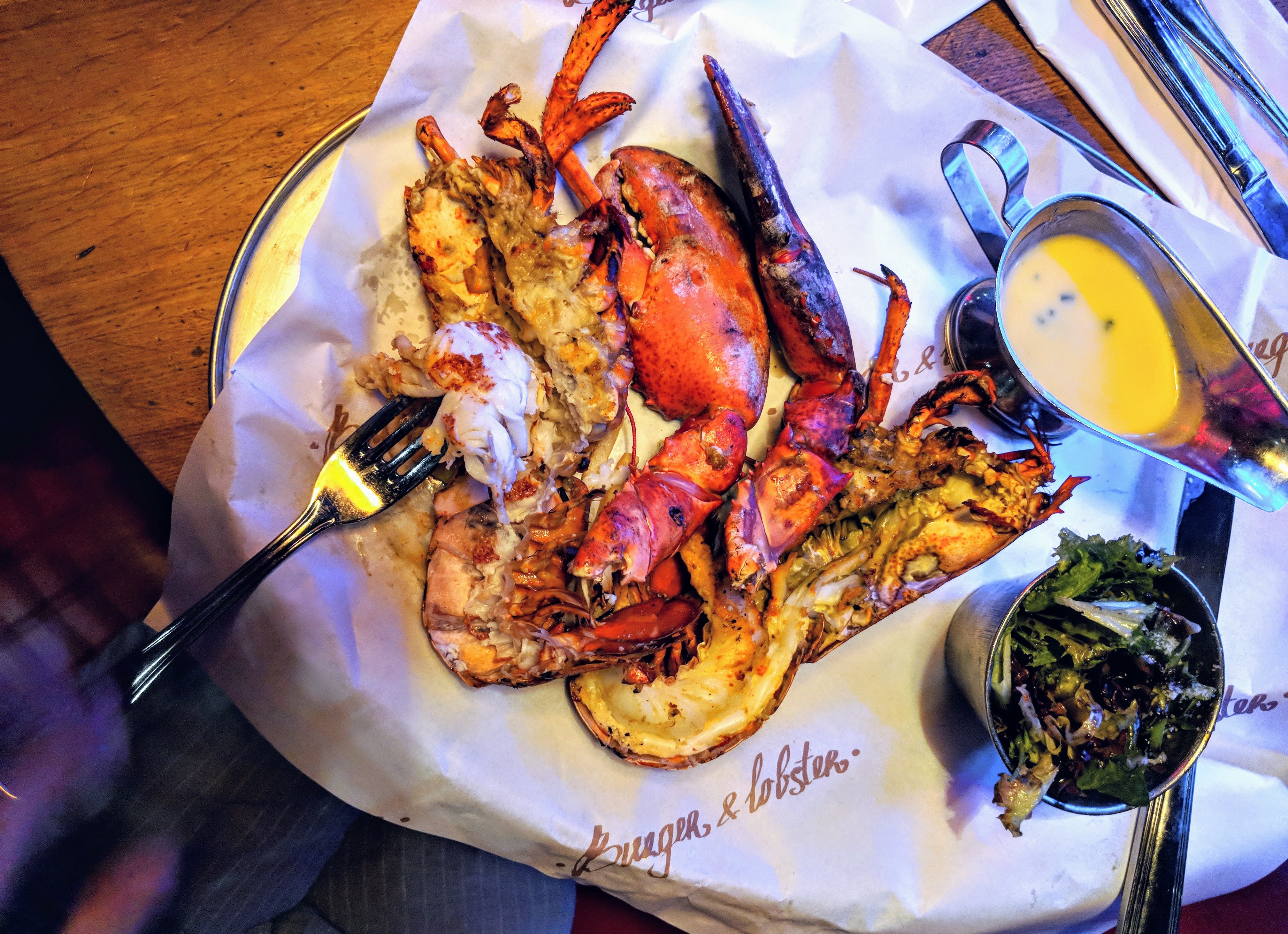 Burger and Lobster Malaysia