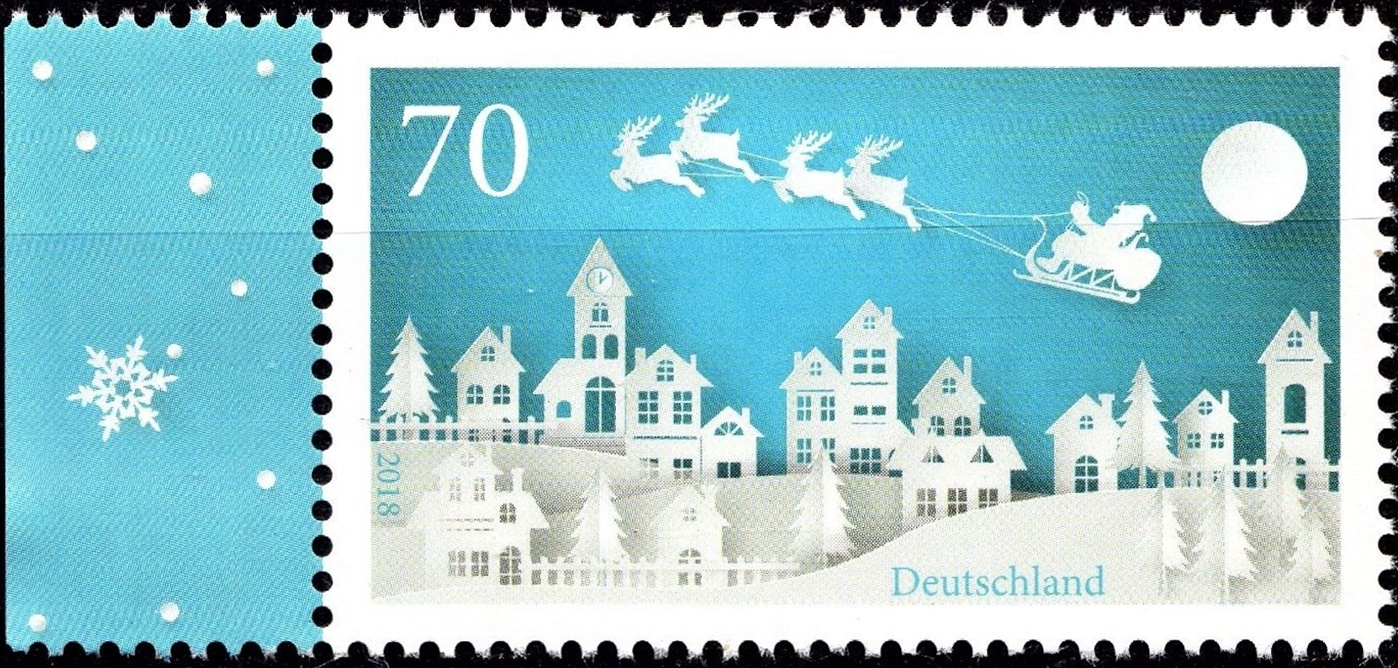 Germany - Michel #3421 (2018)