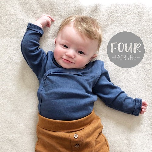 Wes 4 Months
