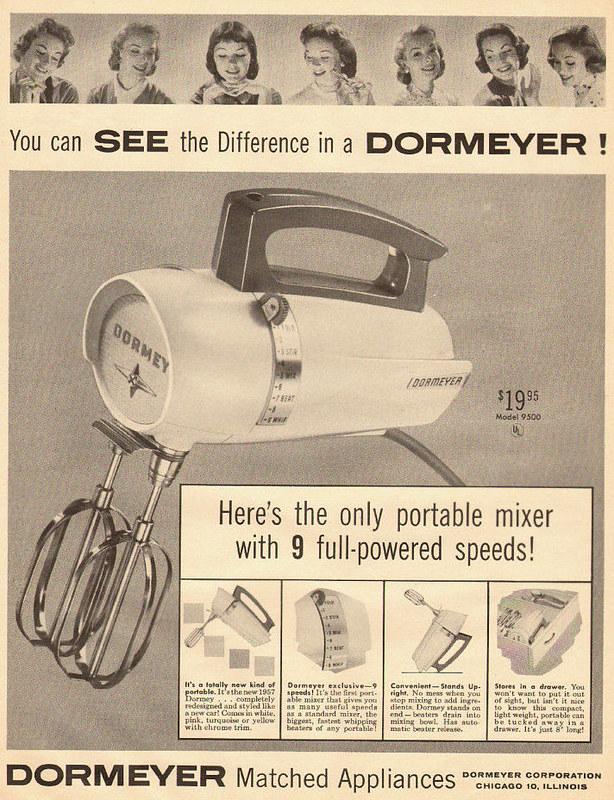 Dormeyer 1957
