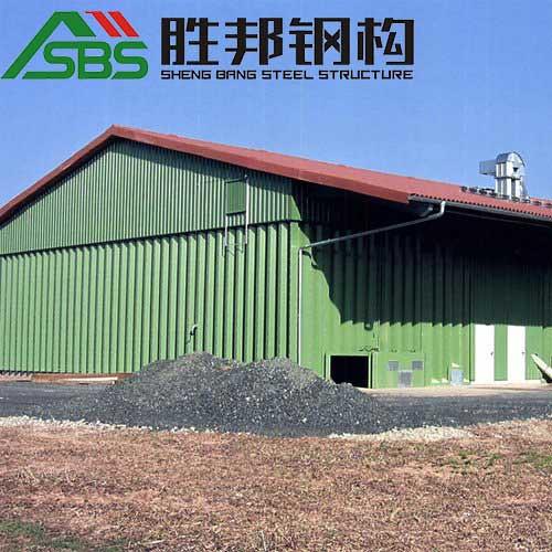sbs agricultural steel frame buildings