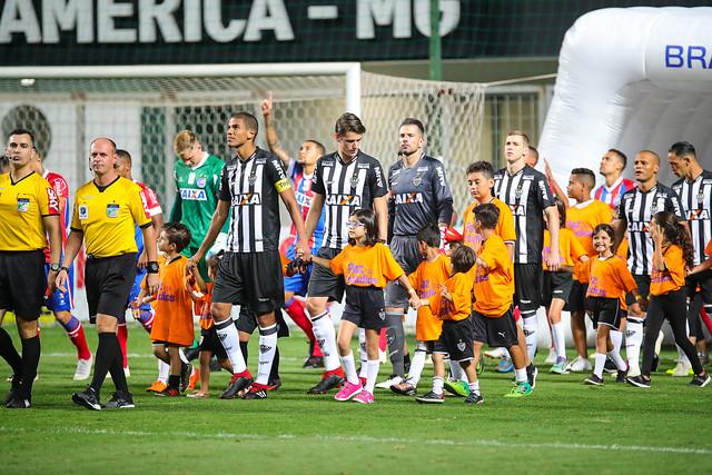 ATLETICO X BAHIA 17.11.2018 - Campeonato Brasileiro 2018