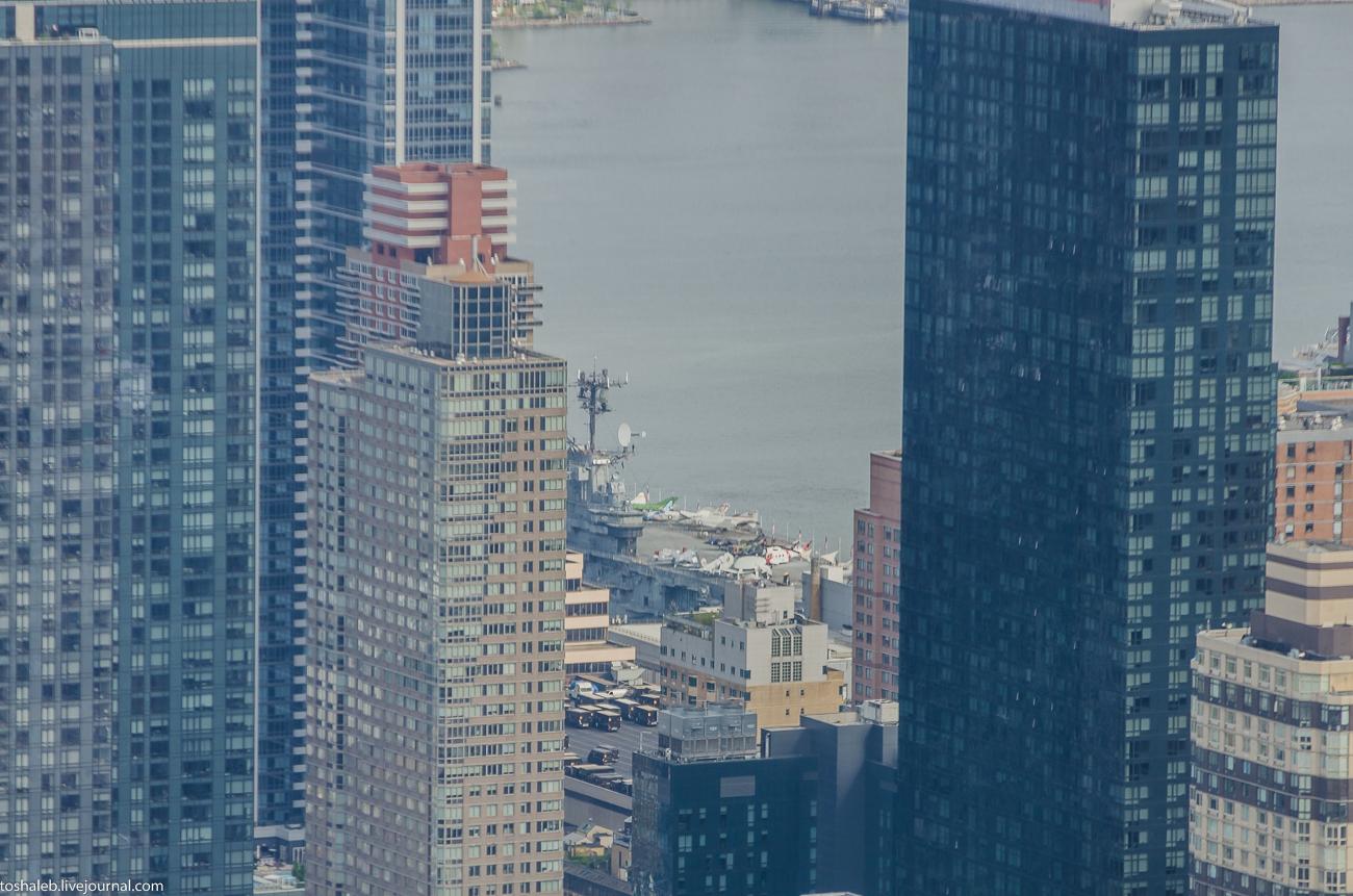 Нью-Йорк_Empire State Building-7