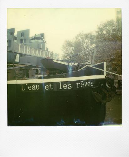 Bassin de la Vilette, Paris