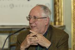 Laurence Whitehead, de la Universidad de Oxford