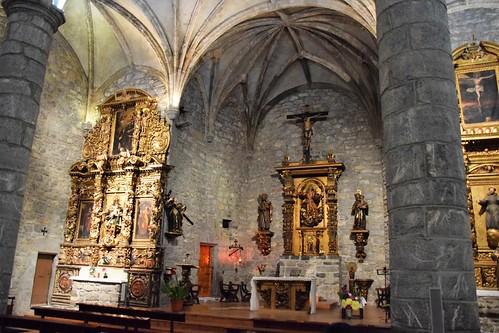 Iglesia de Panticosa (Aragón, España, 13-10-2018)