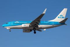KLM - Boeing 737-7K2/W PH-BGP @ London Heathrow