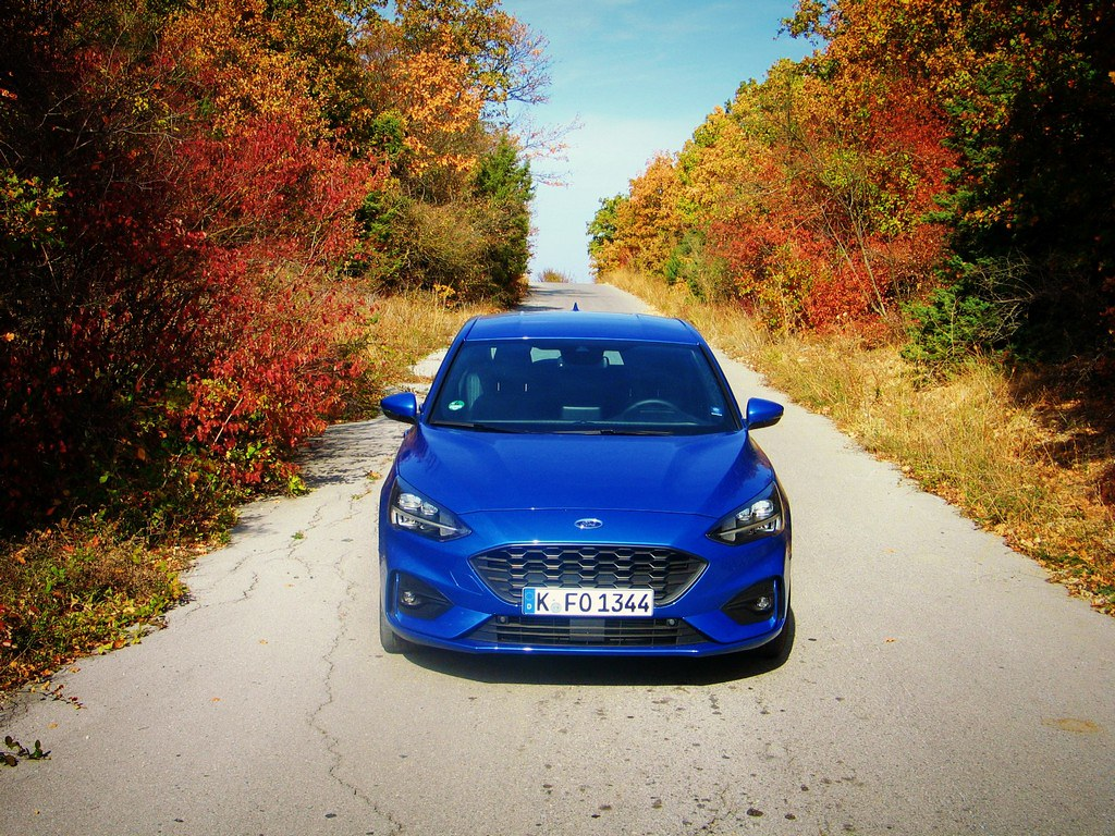 Ford Focus 1.5 EcoBoost EcoLine test 1am#
