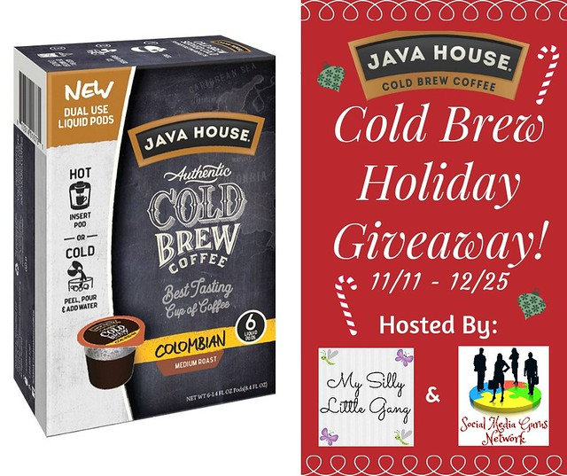 Cold Brew Holiday Giveaway