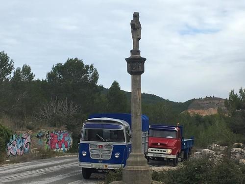 Nazar i Ebro a la Creu de l'Ordal