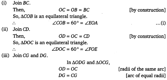 NCERT Solutions for Class 9 Maths Chapter 11 Constructions 1