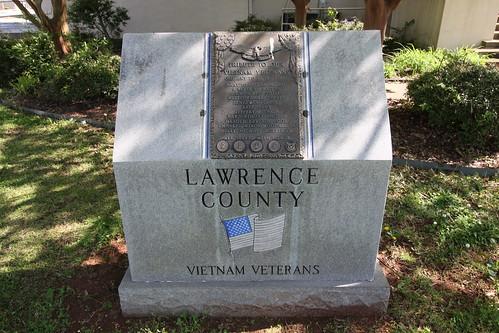 Lawrence County, AL Tribute to Vietnam Veterans
