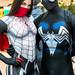 Spidey Couple, Silicon Valley Comic Con, 2016 by Thomas Hawk